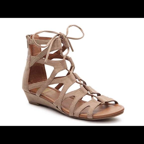 83082c64f8f2 Crown Vintage Shoes - Crown Vintage Sarah Wedge Sandal
